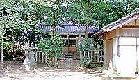 忍坂山口坐神社 奈良県桜井市赤尾のキャプチャー