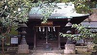 諏訪大神社 神奈川県横須賀市緑が丘のキャプチャー