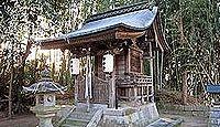 宗神社 - 丹波国国府の推定地に北面して鎮座、該当社がない式内「三縣神社」の参考社