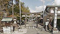 大野神社(一宮市) - 木曽川南岸に鎮座する、八幡社とも呼ばれた式内の古社