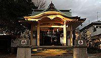 左馬社 神奈川県横浜市瀬谷区橋戸のキャプチャー