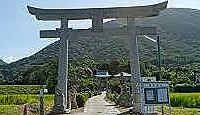 龍王神社(下関市) - 授乳の神と海神「八大竜王」を祀る長門国三宮、女人禁制の加茂島