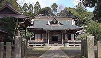 熊野神社 千葉県旭市清和乙のキャプチャー