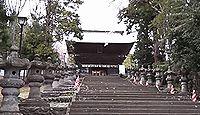 仙台東照宮 - 徳川家康が休息した地に創建、江戸初期の社殿群が重文、春まつりが賑わう