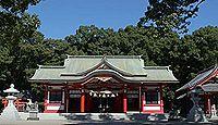 春日神社(大分市) - 天平あるいは貞観年間に奈良・春日大社から勧請・創建した古社