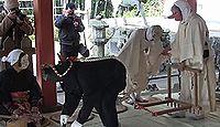 畝火山口神社 - 奈良畝傍山に鎮座する、埴土神事・でんそそ祭りなど古式が伝わる式内社