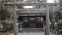 高市御縣神社 - アマツヒコネ祀る大和の六か所の御縣神社の一つで唯一の名神大社