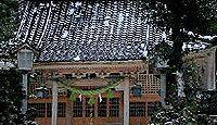 阿良加志比古神社 石川県七尾市山崎町
