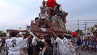 野口神社 兵庫県加古川市野口町野口のキャプチャー