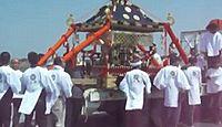 川口神社(亘理町) - 江戸初期に伊達成実が勧請した稲荷、東日本大震災で被災も復興へ