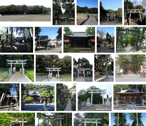 大宮神社 静岡県伊豆市上白岩のキャプチャー