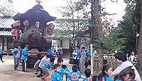 住吉神社 大阪府四條畷市上田原のキャプチャー