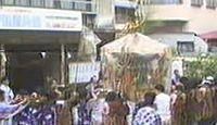 諏訪神社(藤沢市片瀬) - 『ピンポン』ゆかりの神社は特別な諏訪の分霊神を祀る