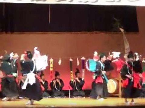 山口県の重要無形民俗文化財