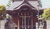 八幡神社 神奈川県川崎市川崎区大島のキャプチャー