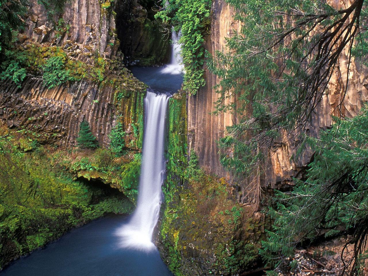 死ぬまでに行きたい世界の美しい滝5選 Bucket List News