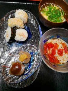 8月変わり寿司