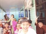 ブルネイの子供達