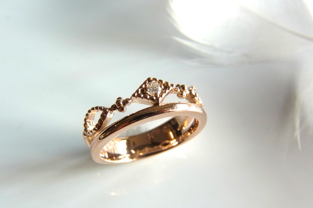 徳差さま・結婚指輪。 006