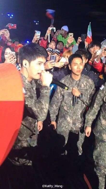 ジェジュン☆世界軍人体育大会 10/11 : ~愛しいジュンスと一緒に~ JYJ ...
