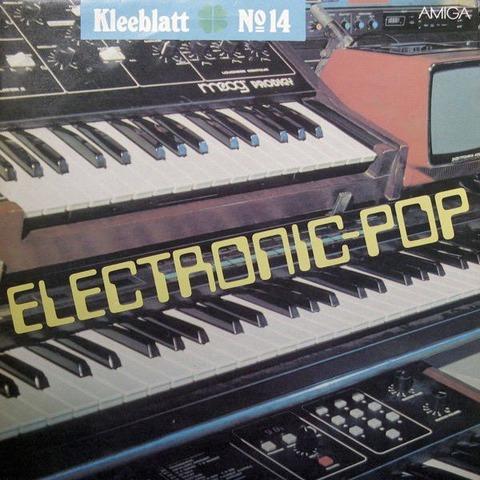 Electronic-pop
