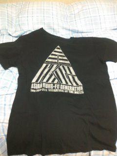 アジカンTシャツ2010