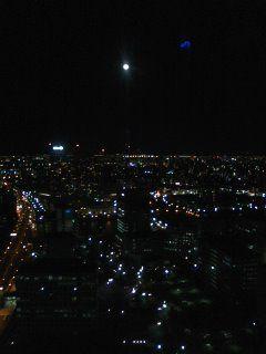 福岡タワー展望室 '10 12 24