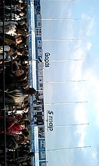 SMAPライブのグッズ売り場