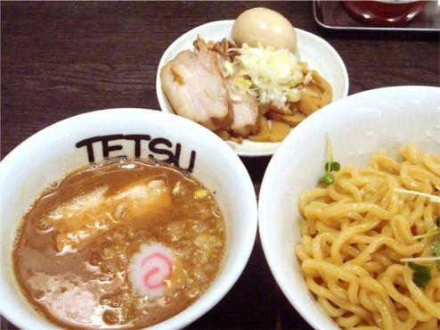 TETSU@六本木-特製つけ麺