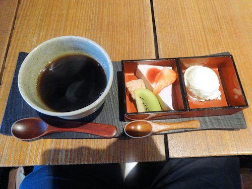 cafe ことだま@飛鳥
