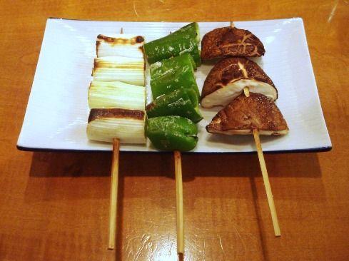 野菜串-カッパ@中野