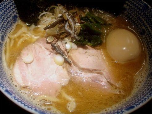 東京煮干屋本舗@中野