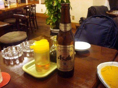 GOMA@沼袋-ビール