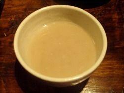 浅見製麺所-蕎麦湯