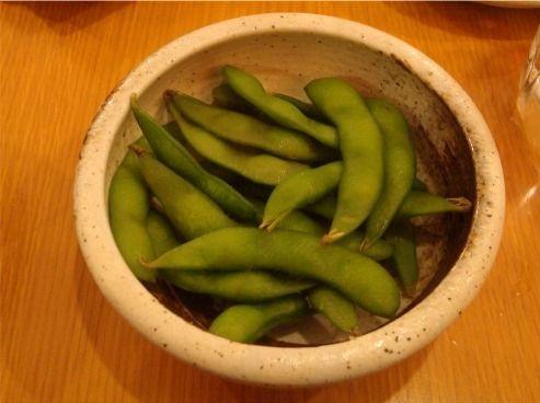 一軒め酒場-枝豆