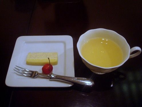 エルブ@中野新橋-ちょこっとデザートとハーブティー