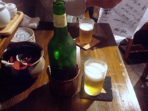 浅見製麺所@中野-ハートランドビール