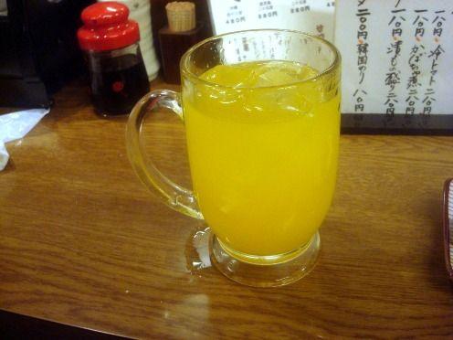 鎌倉酒店@中野-温州みかんサワー