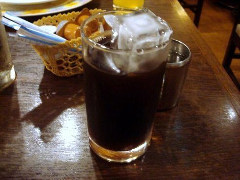 丹華麗@中野-アイスコーヒー