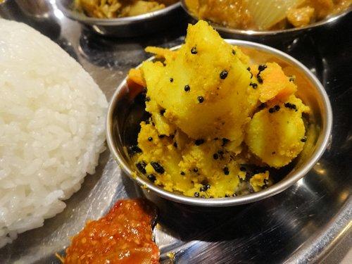 ネパール料理 カナカナ@中野