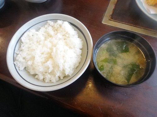 天ぷら きよし@中野