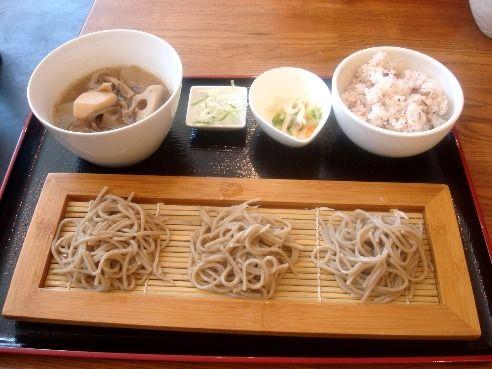 茨城マルシェ@有楽町・銀座-ふるさとけんちん蕎麦