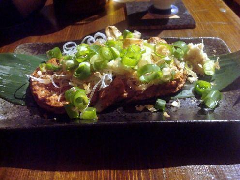 浅見製麺所@中野-さつまあげ焼き