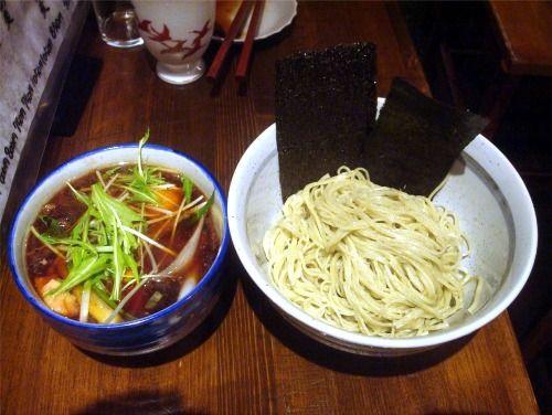 浅見製麺所@中野-ABOSS