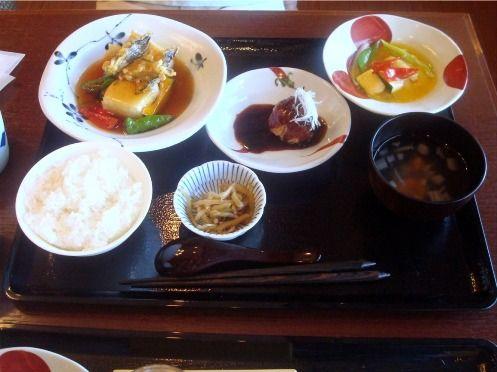 墨花居@マルイ中野店-野菜ソムリエの美肌ランチセット