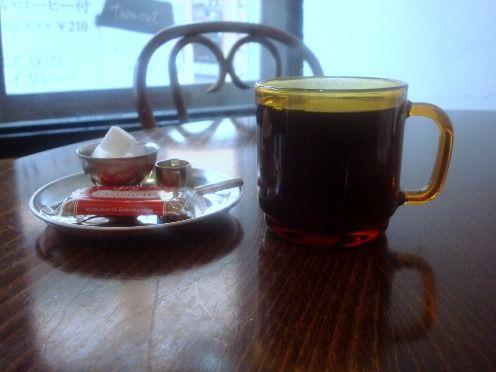 ロンパーチッチ@新井薬師前-コーヒー
