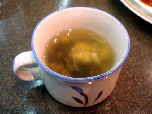 喫茶ノーベル@中野-スープ