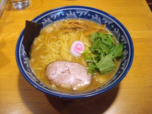麺彩房@沼袋-塩そば