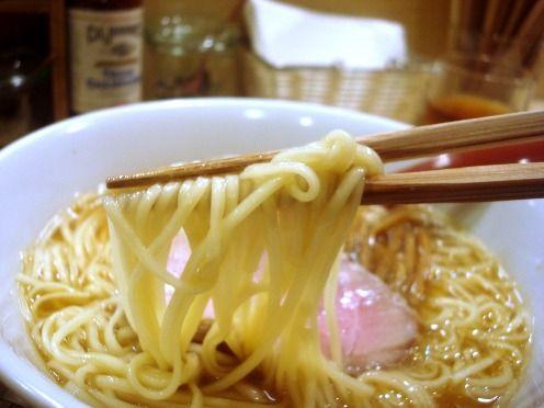食堂七彩-都立家政-麺