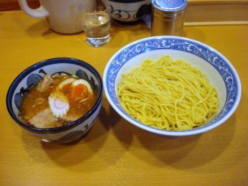 青葉@中野-特製つけ麺